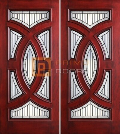 6-8 Cosmopolitian double doors PD8025-22 CB & Granite